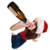 ποτό Χριστουγέννων Στοκ φωτογραφία με δικαίωμα ελεύθερης χρήσης
