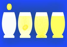 ποτό ελεύθερη απεικόνιση δικαιώματος