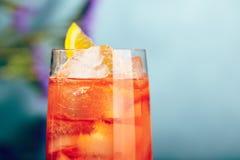 Ποτό Aperol Spritz Στοκ Φωτογραφία