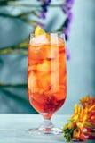 Ποτό Aperol Spritz Στοκ Εικόνες