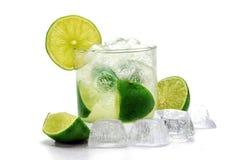Ποτό Caipirinha Στοκ Εικόνες