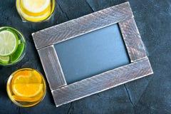 Ποτό Detox στοκ φωτογραφίες με δικαίωμα ελεύθερης χρήσης