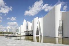 Πουέμπλα, Μεξικό - 29 Αυγούστου 2016: Μπαρόκ μουσείο, οικότροφος Museo Στοκ εικόνα με δικαίωμα ελεύθερης χρήσης