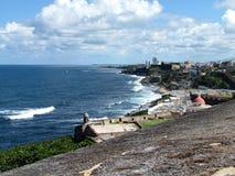 Πουέρτο Ρίκο - το νησί Borinquén στοκ εικόνα με δικαίωμα ελεύθερης χρήσης