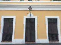 Πουέρτο Ρίκο το παλαιό San Juan Στοκ Εικόνα