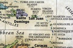 Πουέρτο Ρίκο Στοκ Φωτογραφίες