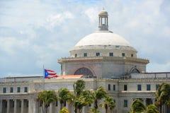 Πουέρτο Ρίκο Capitol, San Juan, Πουέρτο Ρίκο Στοκ φωτογραφία με δικαίωμα ελεύθερης χρήσης