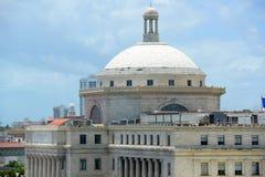 Πουέρτο Ρίκο Capitol, San Juan, Πουέρτο Ρίκο Στοκ εικόνες με δικαίωμα ελεύθερης χρήσης