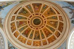 Πουέρτο Ρίκο Capitol, San Juan, Πουέρτο Ρίκο Στοκ Φωτογραφία