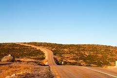 πουθενά δρόμος Στοκ εικόνες με δικαίωμα ελεύθερης χρήσης
