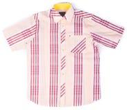 πουκάμισα τα άτομα διαμορφώνουν τα πουκάμισα στο υπόβαθρο Στοκ Εικόνα