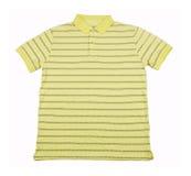 πουκάμισο ριγωτό τ Στοκ εικόνα με δικαίωμα ελεύθερης χρήσης