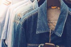 πουκάμισο Jean στοκ εικόνα με δικαίωμα ελεύθερης χρήσης