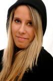 πουλόβερ κοριτσιών Στοκ φωτογραφία με δικαίωμα ελεύθερης χρήσης