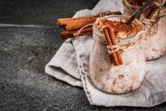 Πουτίγκα ρυζιού Arroz con leche Στοκ εικόνες με δικαίωμα ελεύθερης χρήσης