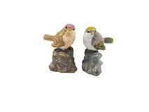 πουλί κεραμικό Στοκ Εικόνα