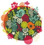 Πουλιά, λουλούδια και άλλη φύση. Στοκ φωτογραφίες με δικαίωμα ελεύθερης χρήσης