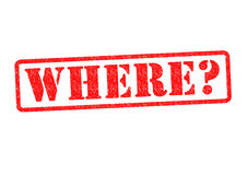 Πού; ελεύθερη απεικόνιση δικαιώματος