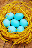 Πολλά αυγά Στοκ Φωτογραφίες