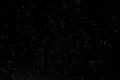 Πολλά καμμένος ζωηρόχρωμα αστέρια Στοκ Εικόνα