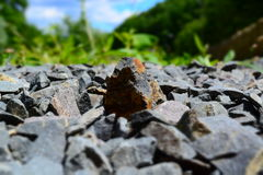 πολλές πέτρες Στοκ Φωτογραφίες
