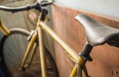 Ποδήλατα στο σπίτι Στοκ Εικόνες
