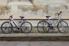Ποδήλατα του Καίμπριτζ Στοκ φωτογραφίες με δικαίωμα ελεύθερης χρήσης