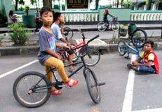 ποδήλατα Στοκ Εικόνες
