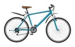 Ποδήλατο βουνών ελεύθερη απεικόνιση δικαιώματος