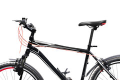 Ποδήλατο βουνών Στοκ Εικόνα