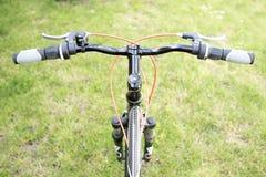 Ποδήλατο βουνών Στοκ εικόνες με δικαίωμα ελεύθερης χρήσης