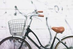 Ποδήλατο, εκλεκτής ποιότητας ύφος Στοκ Φωτογραφίες