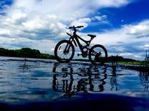 Ποδήλατο Θεών Στοκ φωτογραφία με δικαίωμα ελεύθερης χρήσης