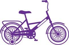 Ποδήλατο παιδιών απεικόνιση αποθεμάτων