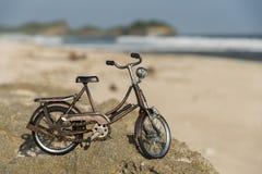ποδήλατο παραλιών Στοκ Φωτογραφία