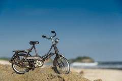 ποδήλατο παραλιών Στοκ εικόνα με δικαίωμα ελεύθερης χρήσης