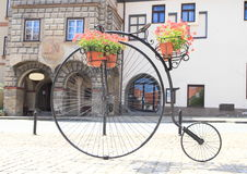 ποδήλατο παλαιό Στοκ Φωτογραφία