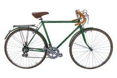 Ποδήλατο που απομονώνεται οδικό Στοκ εικόνες με δικαίωμα ελεύθερης χρήσης