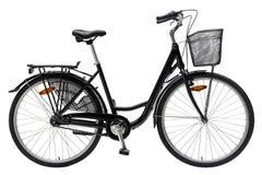 Ποδήλατο πόλεων Στοκ Εικόνες