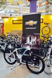 Ποδήλατο EXPO 2014 Στοκ Εικόνες