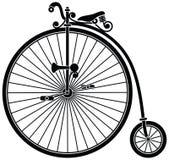 Ποδήλατο Farthing πενών Στοκ φωτογραφία με δικαίωμα ελεύθερης χρήσης