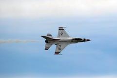 Πολεμική Αεροπορία των Η.Π.Α. Thunderbirds Στοκ φωτογραφία με δικαίωμα ελεύθερης χρήσης