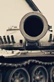 Πολεμική δεξαμενή Στοκ Φωτογραφίες