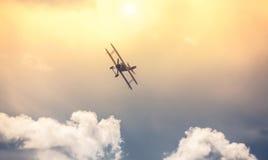 Πολεμικό αεροπλάνο Στοκ Εικόνες
