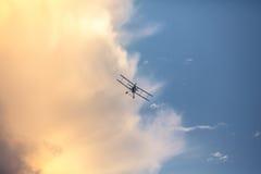 Πολεμικό αεροπλάνο Στοκ Φωτογραφίες