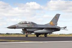 πολεμικό αεροσκάφος 16 φ Στοκ φωτογραφία με δικαίωμα ελεύθερης χρήσης