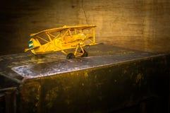 Πολεμικό αεροσκάφος Στοκ φωτογραφία με δικαίωμα ελεύθερης χρήσης