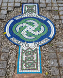 Πολεμικό μνημείο στις άμμους Slapton Στοκ εικόνες με δικαίωμα ελεύθερης χρήσης