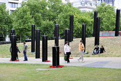Πολεμικό μνημείο της Νέας Ζηλανδίας Στοκ φωτογραφία με δικαίωμα ελεύθερης χρήσης