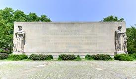 Πολεμικό μνημείο του Μπρούκλιν Στοκ Εικόνες